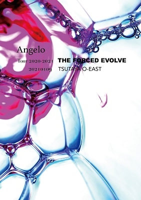 Angelo (J-Pop)/Angelo Tour 2020-2021 THE FORCED EVOLVE[IKCB-80030]