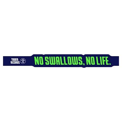 東京ヤクルトスワローズ/NO SWALLOWS, NO LIFE. 2020 ラバーバンド[4582568020097]