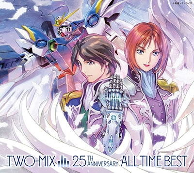 TWO-MIX 25th Anniversary ALL TIME BEST [3CD+Blu-ray Disc]<初回限定盤> CD