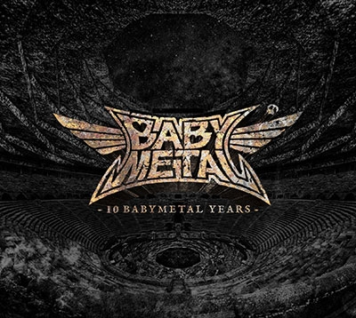 10 BABYMETAL YEARS [CD+Blu-ray Disc]<初回限定盤C> CD