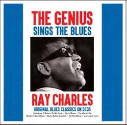 The Genius Sings The Blues CD