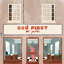 Mr. Jukes/God First<限定盤>[5756119]