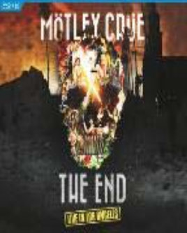 The End: Live In Los Angeles [Blu-ray Disc+CD] Blu-ray Disc