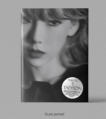 テヨン/Purpose: Tae Yeon Vol.2 (ランダムバージョン)[SMK1102]