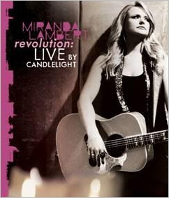 Revolution : Live By Candlelight DVD