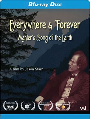 EVERYWHERE & FOREVER ~マーラー: 大地の歌 Blu-ray Disc