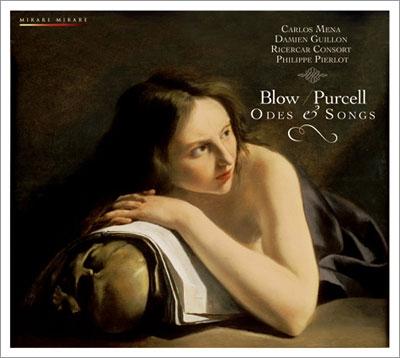 フィリップ・ピエルロ (Conductor)/Odes &Songs - J.Blow, H.Purcell[MIR109]