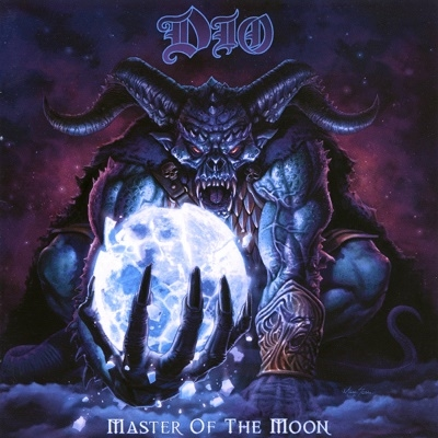 Master of the Moon CD