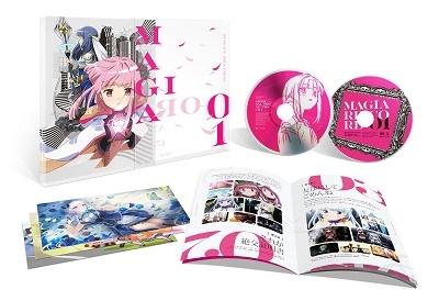マギアレコード 魔法少女まどか☆マギカ外伝 1 [DVD+CD]<完全生産限定版> DVD