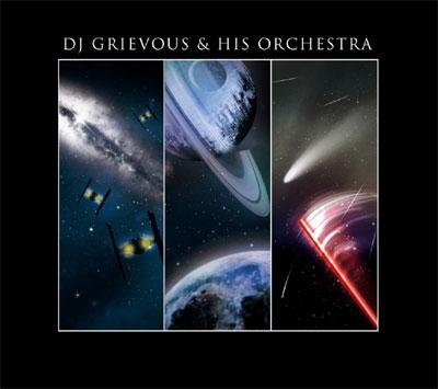 DJ Grievous &His Orchestra/DJ GRIEVOUS &His Orchestra[RRCRA-110136]