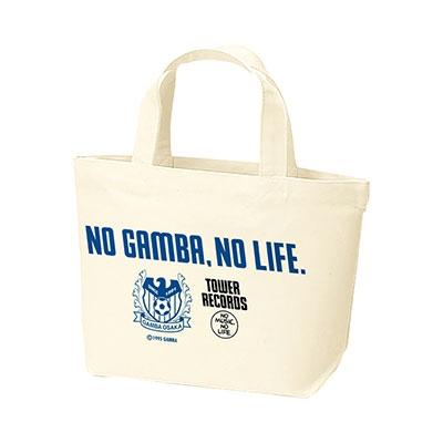 NO GAMBA, NO LIFE. 2020 ランチトートバッグ Accessories