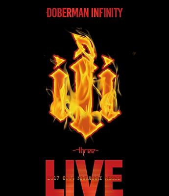 DOBERMAN INFINITY 3周年特別記念公演 「iii 〜three〜」 Blu-ray Disc