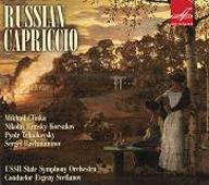 Russian Capriccio - Glinka, Rimsky-Korsakov, Tchaikovsky, Rachmaninov