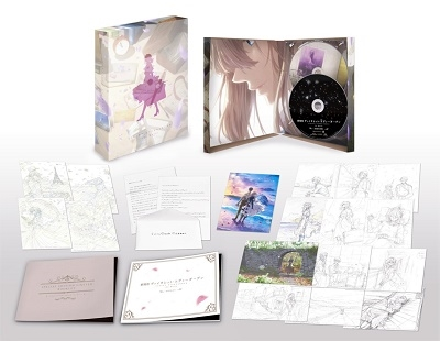 劇場版 ヴァイオレット・エヴァーガーデン [Blu-ray Disc+4K Ultra HD Blu-ray Disc]<特別版> Blu-ray Disc