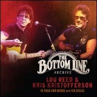 Lou Reed/The Bottom Line Archive Series: In Their Own Words With Vin Scelsa[SFMCD537]