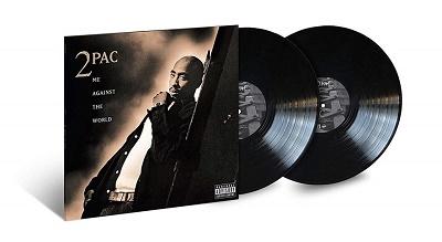 Me Against The World<Black Vinyl> LP