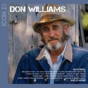 Icon : Don Williams CD