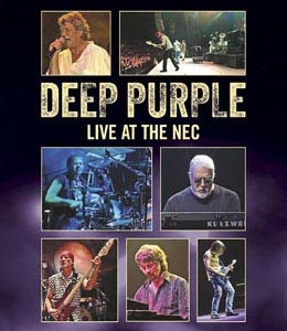 Live at the NEC DVD