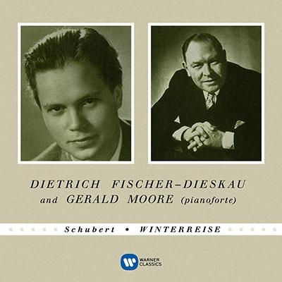 ディートリヒ・フィッシャー=ディースカウ/Schubert: Winterreise D.911[2564640089]