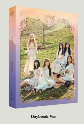 Time For Us: GFRIEND Vol.2 (Daybreak ver.) CD