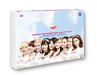 Girls' Generation World Tour: Girls & Peace in Seoul [2DVD+フォトブック] DVD