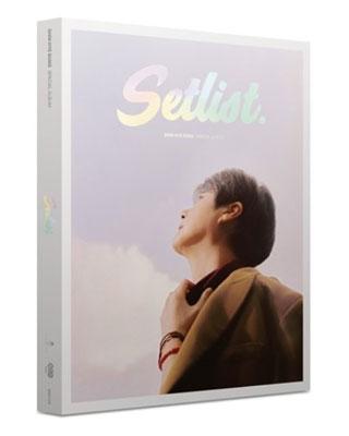 Setlist.: Shin Hye Sung Solo Album CD