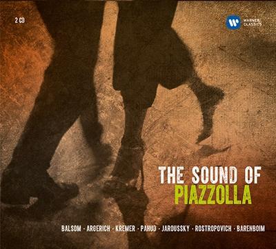 ディヴィット・アーロン・カーペンター/The Sound Of Piazzolla [9029583189]