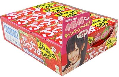 ぷっちょスティック いちご (BOX)