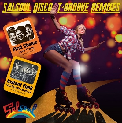 SALSOUL DISCO T-Groove Remixes<限定盤> 7inch Single