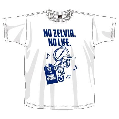 FC町田ゼルビア/FC町田ゼルビア×TOWER RECORDSコラボT-Shirt(ホワイト)/Sサイズ [12-42859]