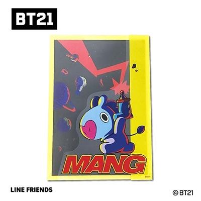 BT21 ダイカットクリアファイル Vol.3/MANG Accessories
