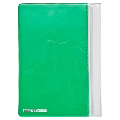 タワレコ 推しを守れるアクスタケース Green[MD01-6426]