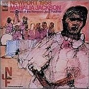 Mahalia Jackson/ニューポート1958+2 [SRCS-9210]