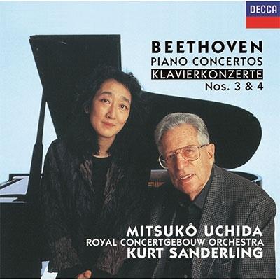 ベートーヴェン:ピアノ協奏曲第3番・第4番<限定盤> UHQCD