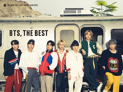 BTS, THE BEST [2CD+2DVD]<初回限定盤B> CD