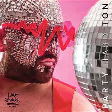 Party Hard Ton CD
