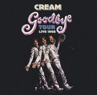 Goodbye Tour - Live 1968 [4CD+豪華ブックレット]<完全生産限定盤> CD