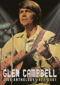 Live Anthology 1972-2001 [DVD+CD] DVD