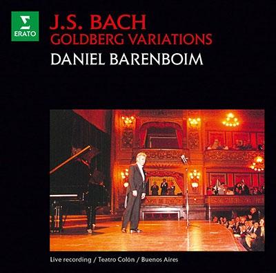 ダニエル・バレンボイム/J.S.Bach: Goldberg Variations BWV.988[2564677259]