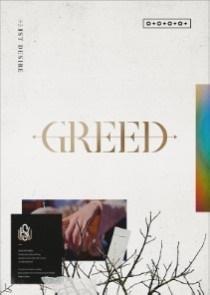 1st Desire [Greed]: Kim Woo Seok Vol.1 (W Ver.) CD