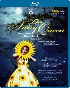 パーセル: 歌劇「妖精の女王」全曲 Blu-ray Disc