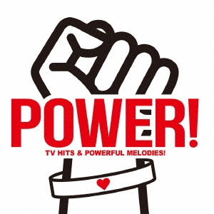 POWER! TV HITS & POWERFUL MELODIES!