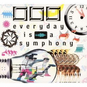 □□□/everyday is a symphony [RZCM-46305]