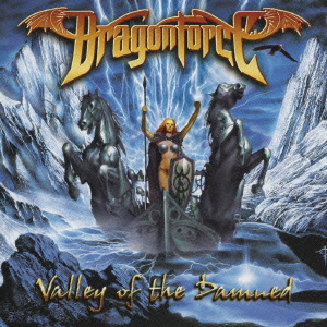 Dragonforce/ヴァレイ・オブ・ザ・ダムド -デラックス・エディション- [CD+DVD] [VIZP-88]