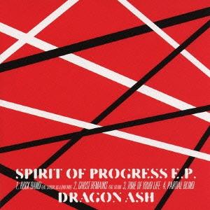 SPIRIT OF PROGRESS E.P.<初回生産限定盤> 12cmCD Single