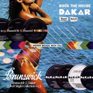 Vaughan Mason/ブランズウィック&ダカー 12インチ・シングルズ・コレクション 3<生産限定盤>[CDSOL-5800]