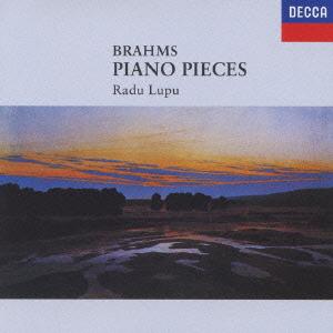 ブラームス:ピアノ小品集 CD