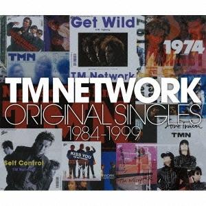 TM NETWORK/TM NETWORK ORIGINAL SINGLES 1984-1999[MHCL-20164]