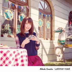 小松未可子/Latimer road [CD+DVD]<初回限定盤>[KICM-91548]