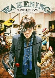 MAMORU MIYANO LIVE TOUR 2014 〜WAKENING!〜 DVD